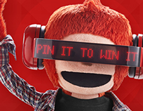 Hotlink - Pin it To Win it