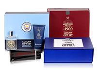 Football Club Gift Packaging
