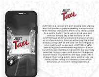 Just Taxi : On Demand Taxi App