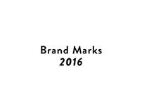 Brand Marks 2016