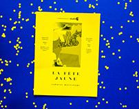 Branding // La fête jaune