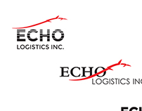 Logo design-Echo Logistics Inc.
