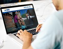Sitio Web Fundación Cristo Vive