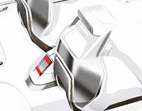 FAMI - Concept Interior Kinematics Design