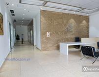 Chụp ảnh không gian văn phòng Vinaofficce