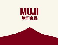 Muji Tokyo House Ad Banners