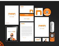 Nixon Design   Brand Identity