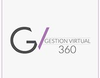 Gestión Virtual Logo