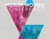 Muslim Women Conference Event Branding