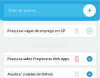 Todo List App in JavaScript