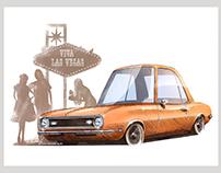 Chevy Camaro Coupe (1969)