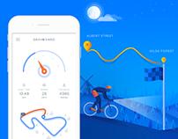 Bike Event App