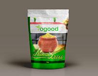 Thinai Arisi Herbal Food Packaging by Ogood