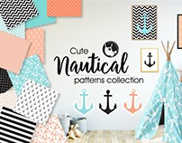 The FREE Nautical Patterns Collection