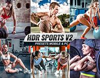 HDR SPORTS PRESTES