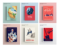 I Redesigned Famous Yugoslavian Posters