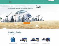 Decor Company For Building Machine