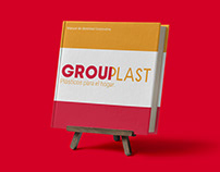 Manual de identidad corporativa - GROUPLAST