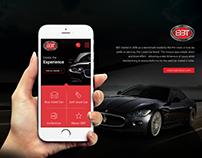 BBT Mobile Website