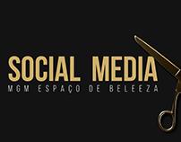 Social Media MGM Espaço de Beleza