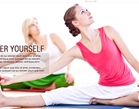 Website Design for Yoga, Fitness, Therapists, Pilates