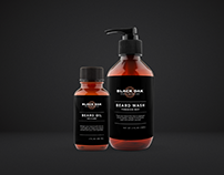 Black Oak - Branding and Packaging