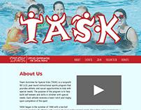 TASK Sports | Non-Profit Website Redesign