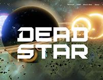 Dead Star Runner Webpage
