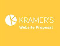Kramer's website