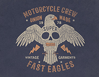 CUSTOM MOTORCYCLE RIDERS