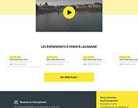 LaChouquette.ch : Guide Touristique à Lausanne