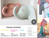 EFL Kids Trade Show Web Blast