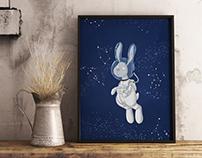 Zając Kosmonata / Rabbit the cosmonaut