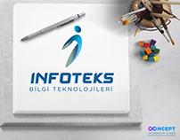 İnfoteks Amblem&Logotype Design
