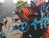 Hogarth WW Sydney | Mural Art & Decals