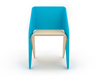 RAY / Kids' Chair