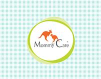 Illustrations + Patterns + Branding for Mommy Care