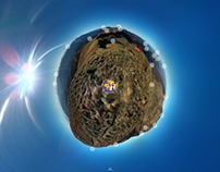 Lago Scaffaiolo 360°