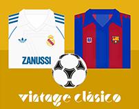 Vintage Matchdays