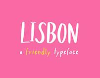 Lisbon | A friendly typeface