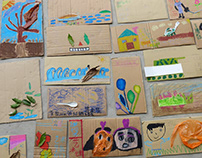 Children's Creative Drawing - Sasaran Festival