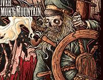 Grey River & the Smoky Mountai - Captain Death