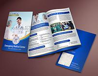 MRDC Bi-fold Brochure Design