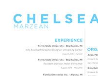 Resume - Self Branding