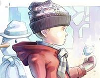 Son & Snowman