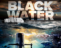 Black Water Movie Poster - Fan poster, JCVD