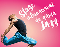Stage internacional de dansa Jazz