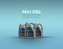 Mirr Oils, Brand Logo & Guideline