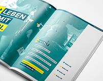 Horizon Messemagazin | Editorial Design