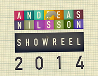 Animation Showreel 2014